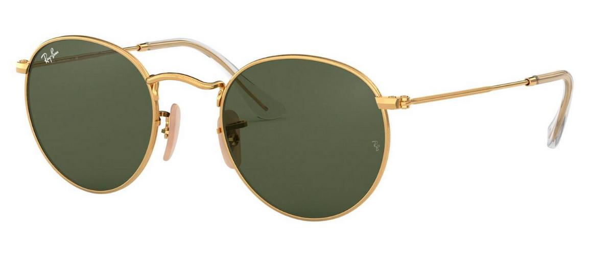 Óculos de Sol Ray-Ban Round RB3447NL 001/53