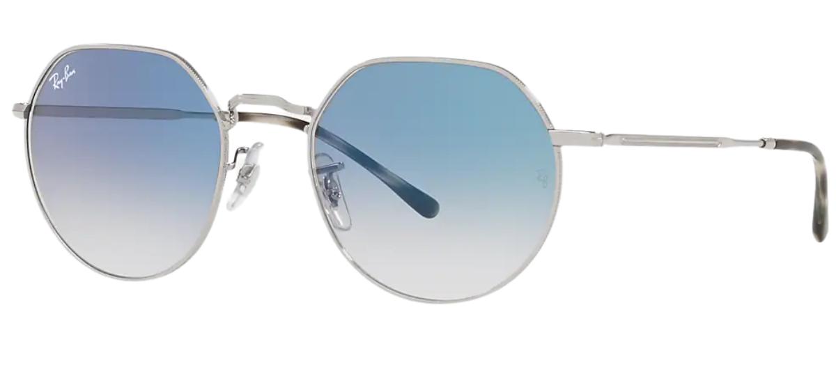 Óculos De Sol Ray-Ban Jack RB3565L 0033F/53