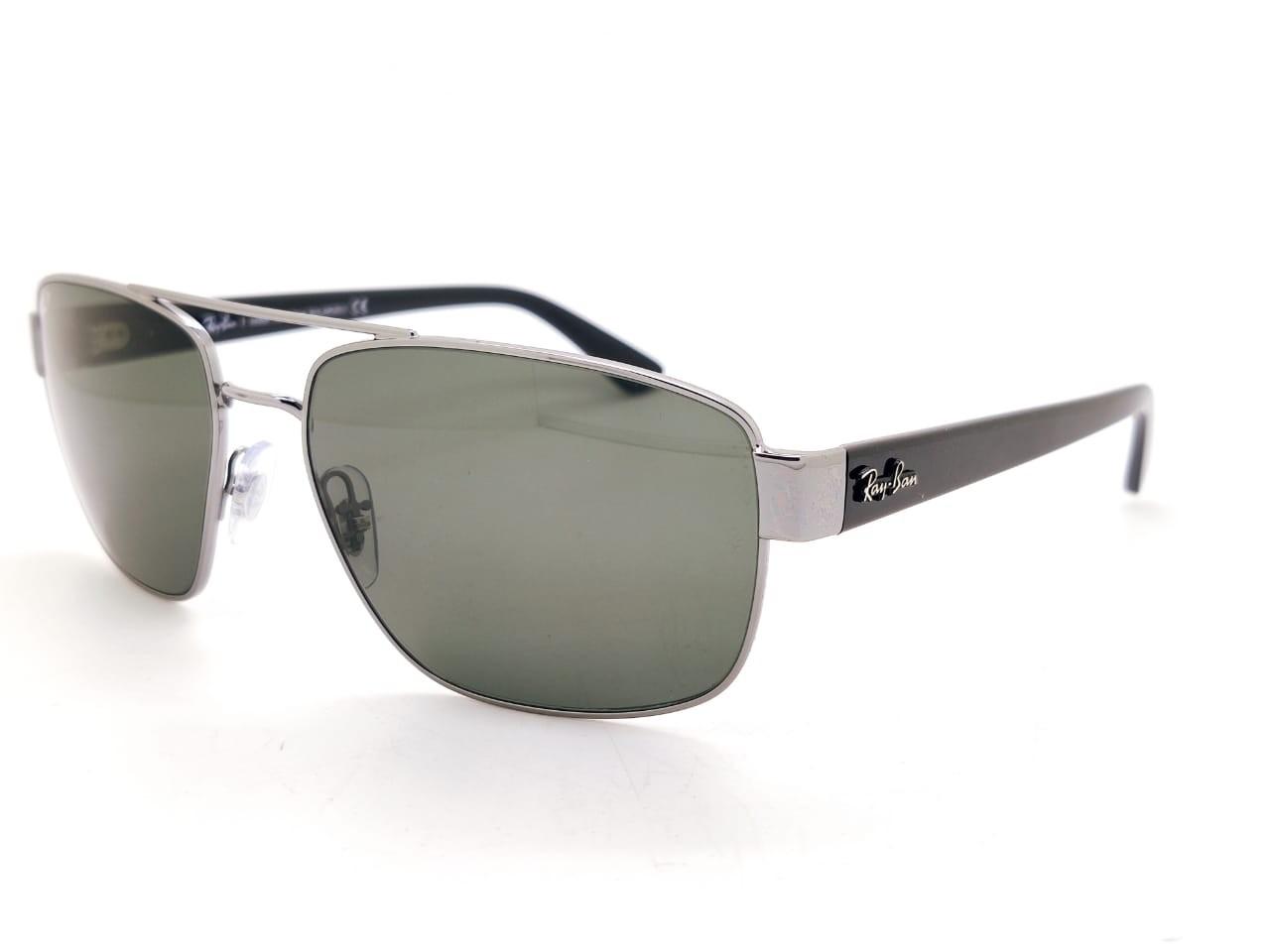 Óculos De Sol Ray-Ban RB3663L 00458/60 Polarizado