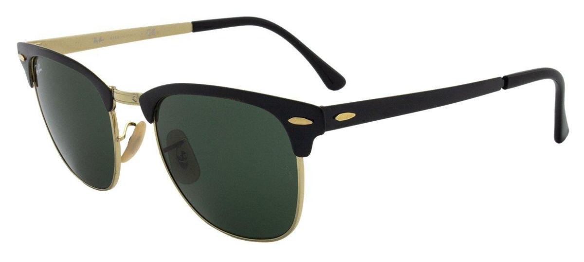 Óculos de Sol Ray-Ban Clubmaster RB3716 187/51