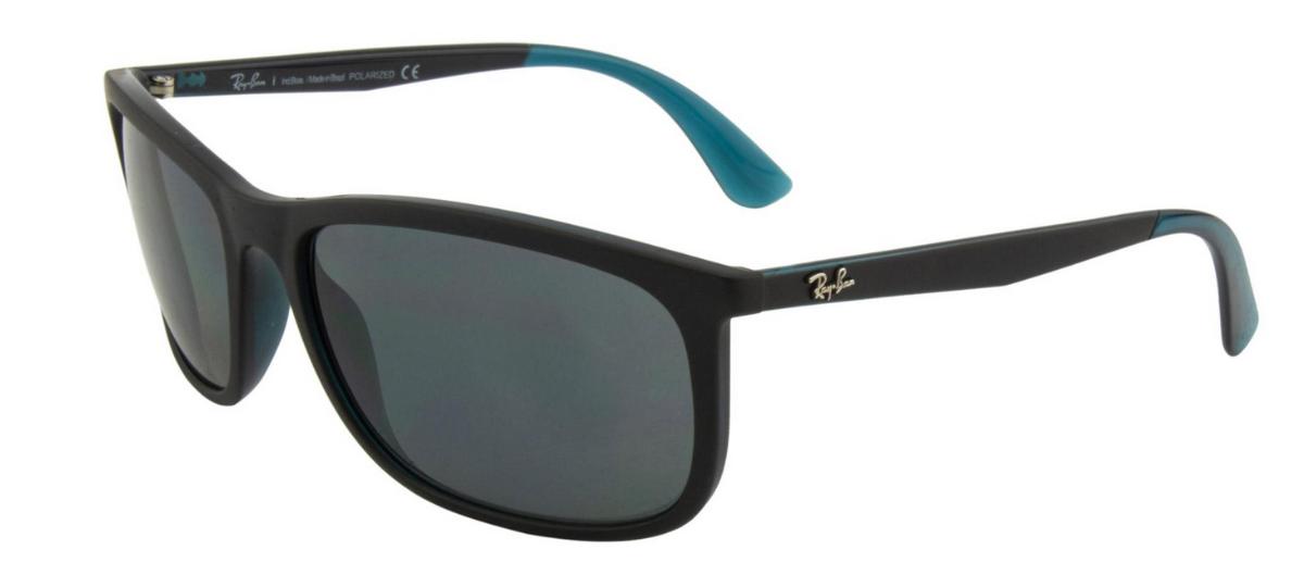 Óculos De Sol Ray-Ban RB4328L 6504XY/63 Polarizado