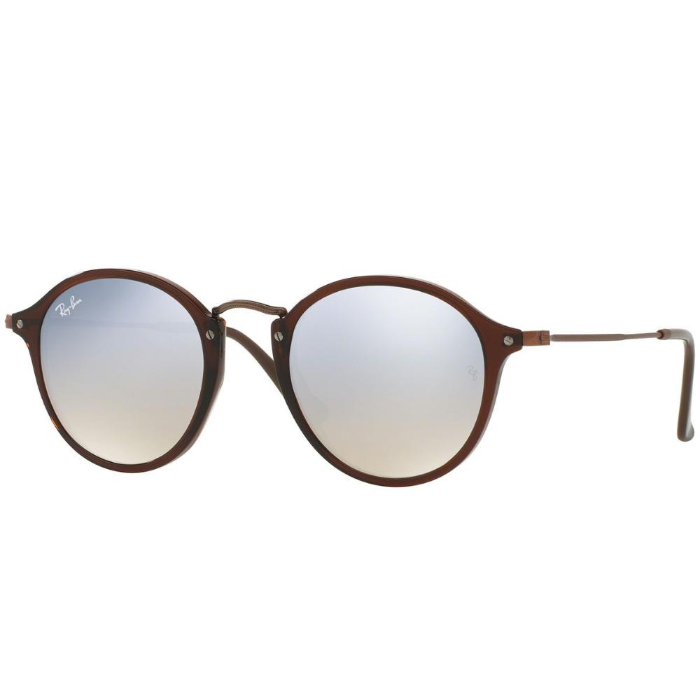 Óculos de Sol Ray-Ban Round Fleck Bronze Rb2447N - 6256/9U/49