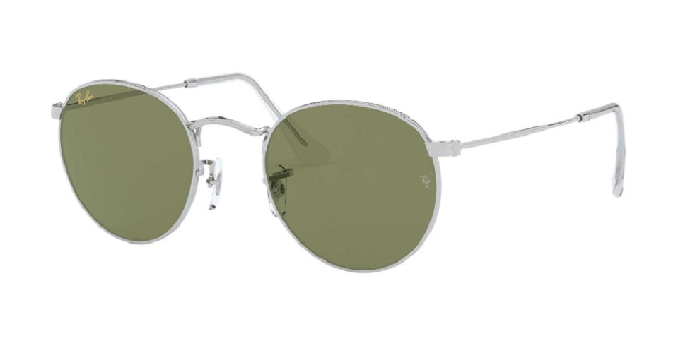 Óculos de Sol Ray-Ban Round Legend Gold RB3447L - 91984E/53