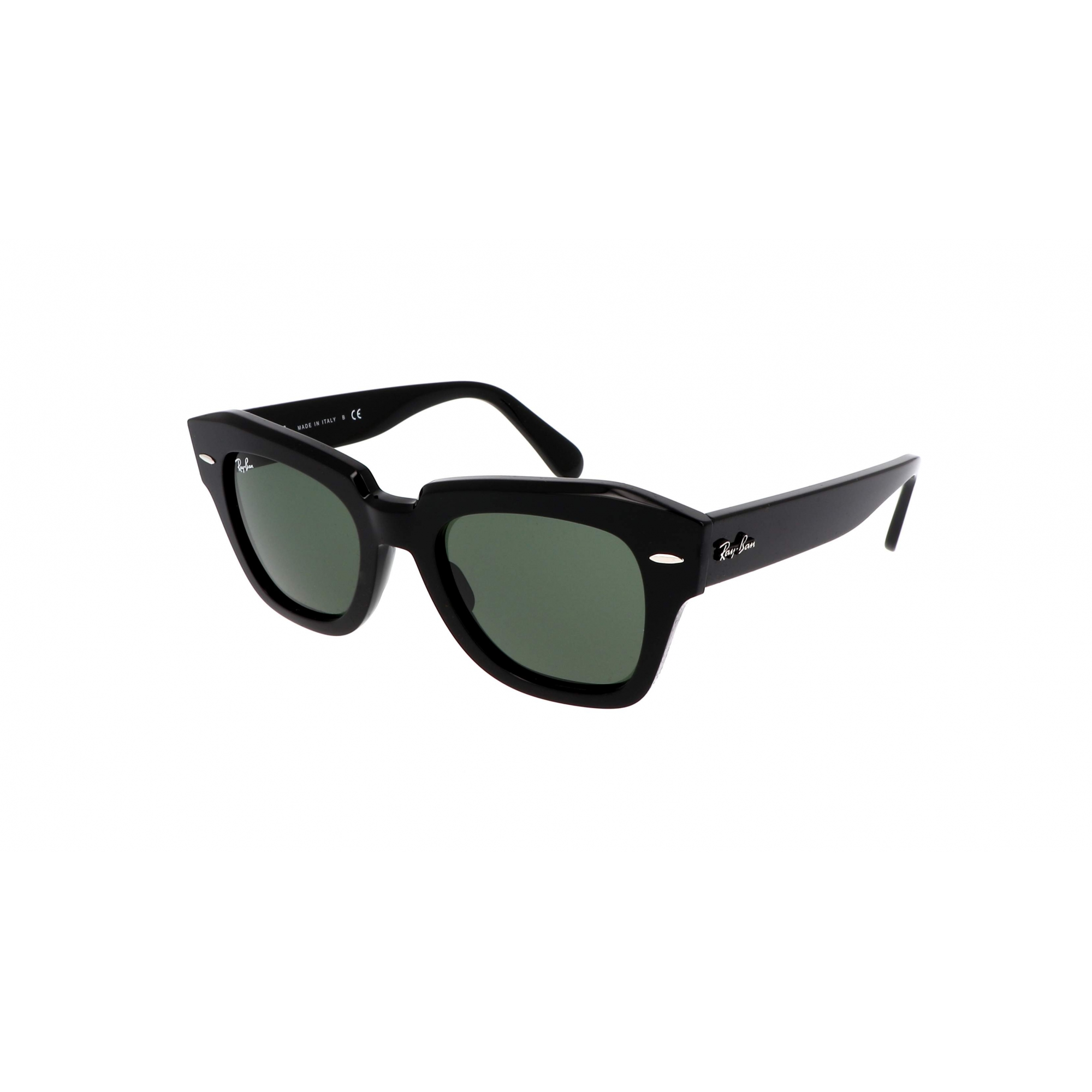 Óculos de Sol Ray-Ban State Street Preto RB2186 - 901/31/49