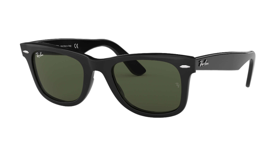 Óculos de Sol Ray-Ban Wayfarer Original Preto RB2140 - 901/54