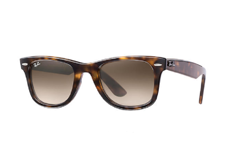 Óculos de Sol Ray-Ban Wayfarer Tartaruga/Marrom RB4340 - 710/51/50