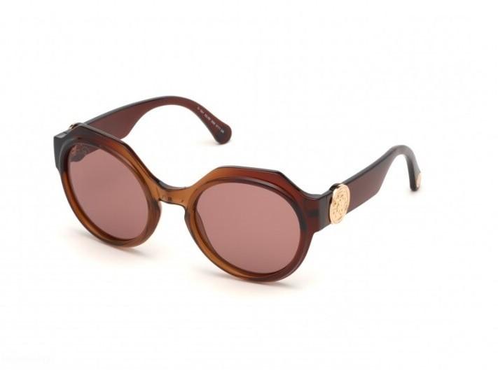 Óculos de Sol Roberto Cavalli Marrom RC1110 - 69S/56