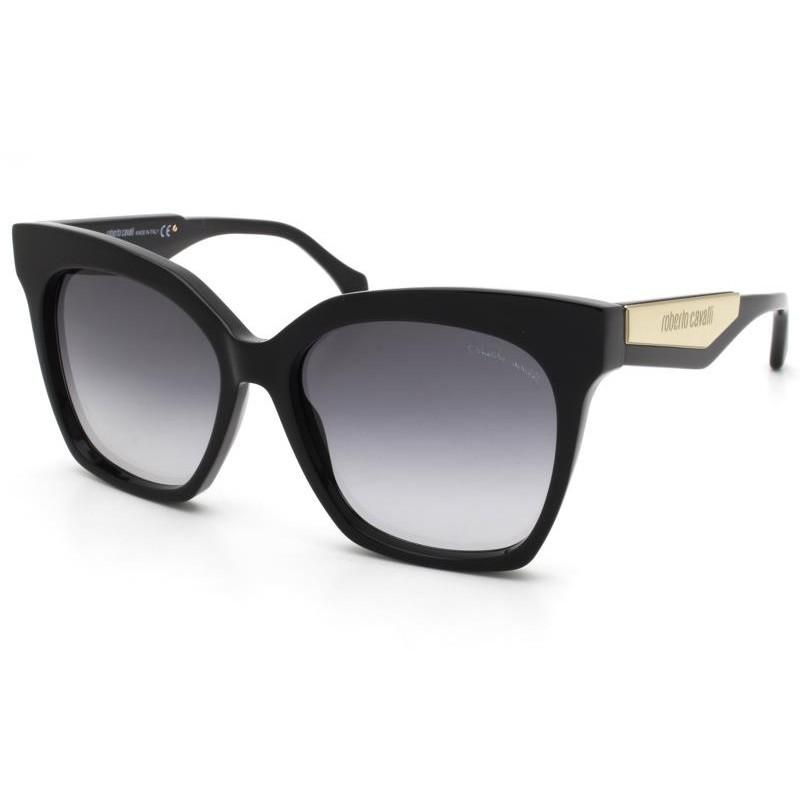 Óculos de Sol Roberto Cavalli Montieri Preto 1097 - 01B/57