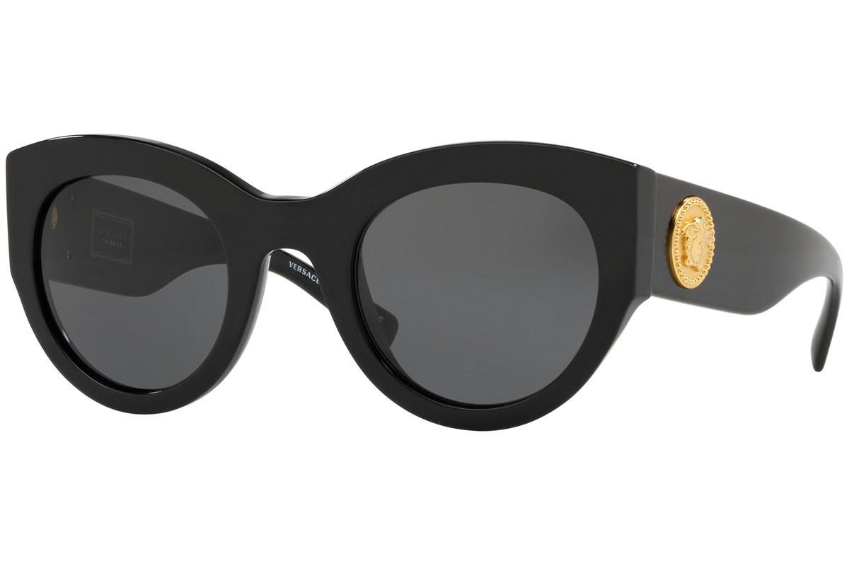 Óculos de Sol Versace Preto MOD4353  GB187/51