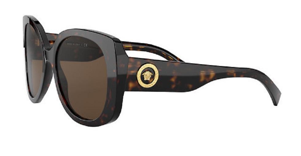 Óculos de Sol Versace Tartaruga VE4387 - 108/73/56