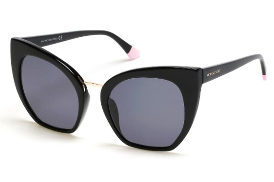 Óculos de Sol Victoria's Secret Preto VS0046H - 01A/55