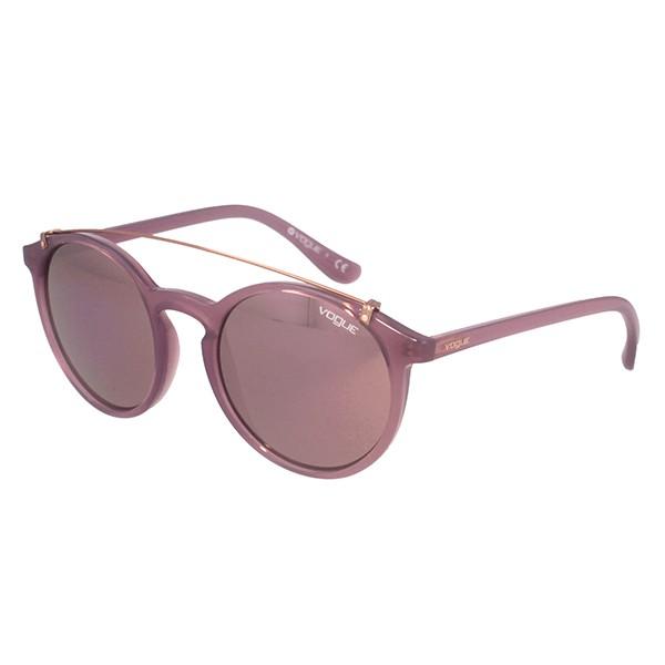 Óculos de Sol Vogue Light & Shine Rosa VO5161S - 25355R/51