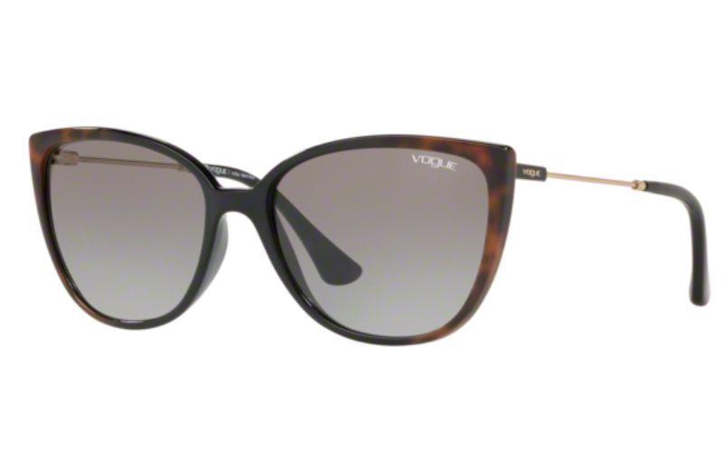 Óculos de Sol Vogue Marrom/Tartaruga VO5250SL - 275511/55