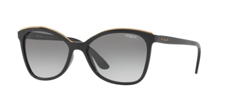 Óculos de Sol Vogue Preto VO5159SL - W44/11/58