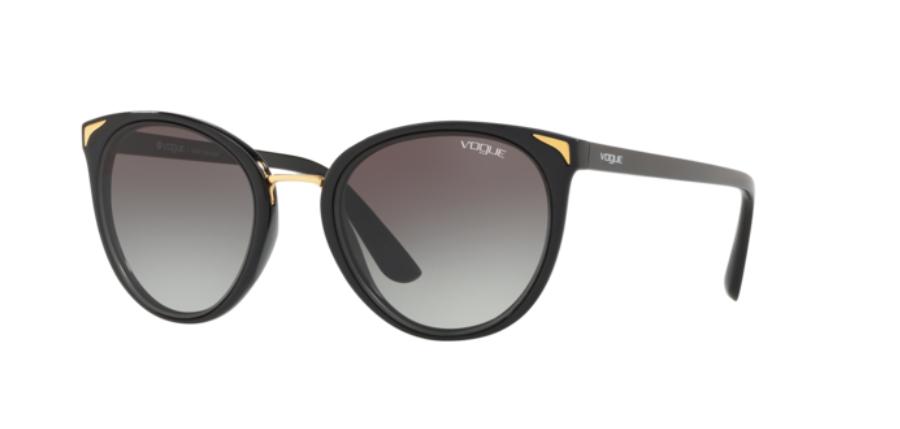 Óculos de Sol Vogue Preto VO5230SL - W44/11/54