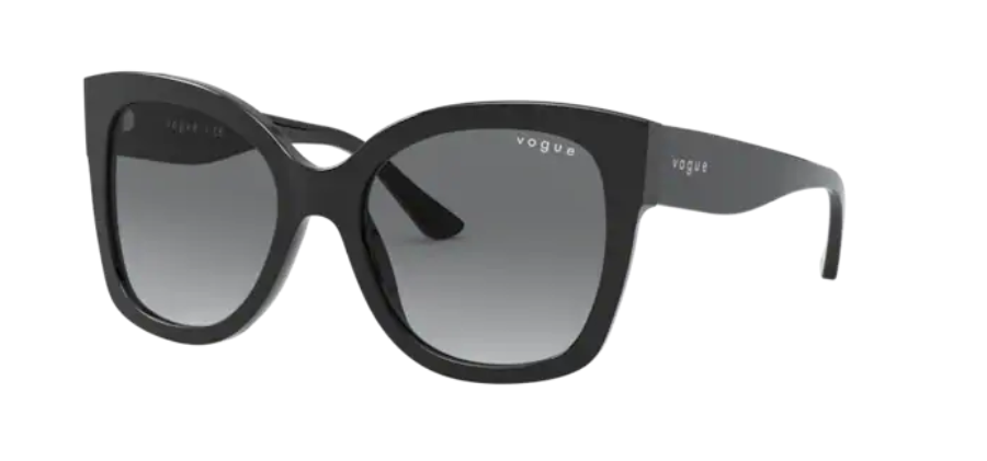 Óculos de Sol Vogue Preto VO5338S - W44/11/54