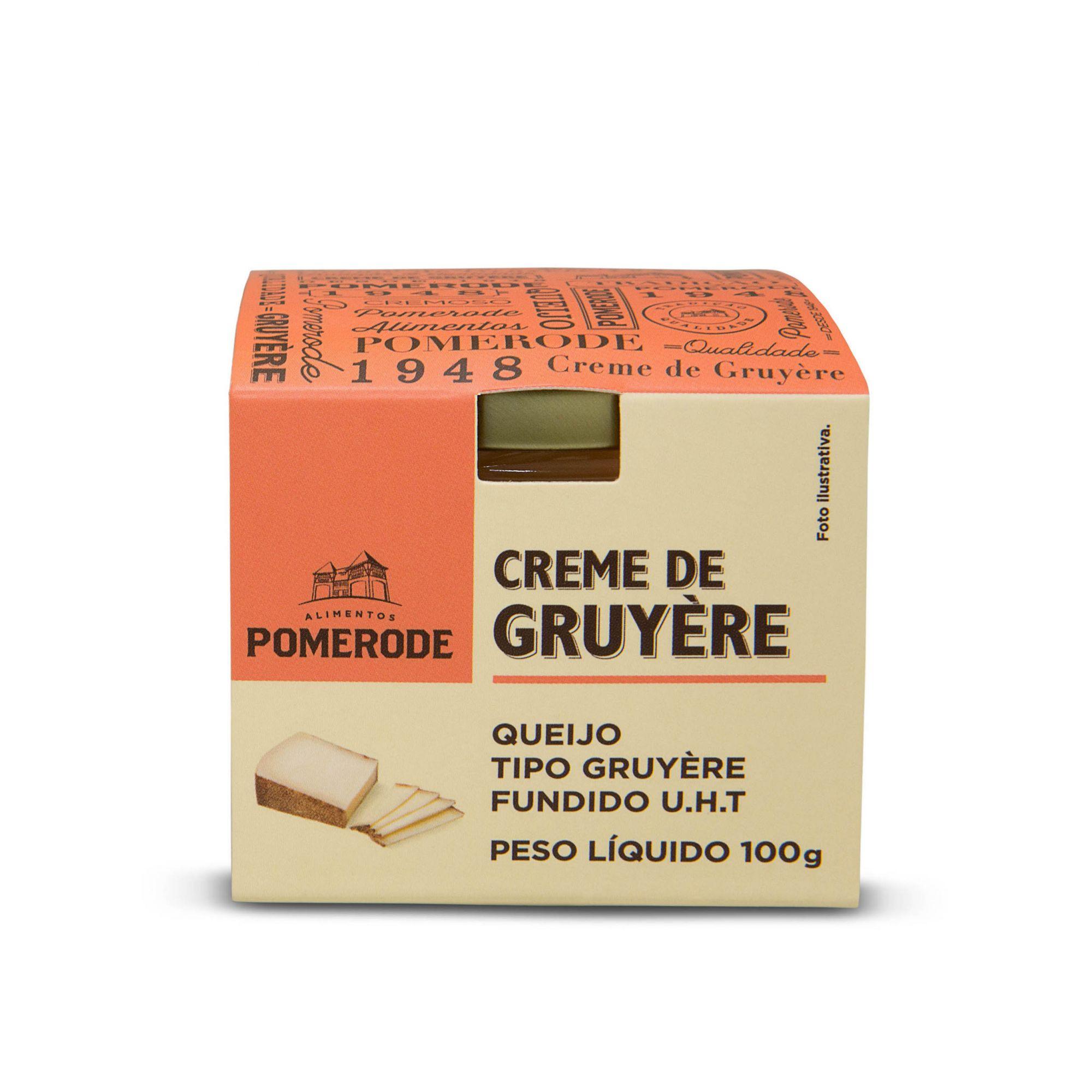 Creme de Gruyère 100g