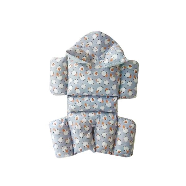 Redutor de bebê conforto/ carrinho