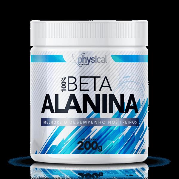 100% Beta Alanina (200g) - Physical Pharma