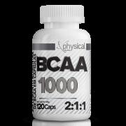BCAA 1000 - 500mg (120 Cápsulas)