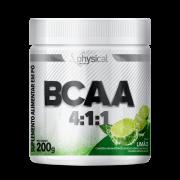 BCAA 4:1:1 (200g) - Physical Pharma