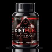 DietFuel Nightmare Series (120 Cápsulas) - Physical Pharma