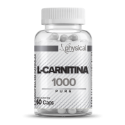 L-Carnitina (60 Cápsulas) - Physical Pharma
