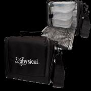 Mini Bag Térmica (4 Marmitas) - Physical Pharma