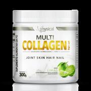 Multi Collagen 1+2 Sabor Limão (300g)