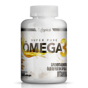 Super Pure Ômega 3 (180 Cápsulas) - Physical Pharma
