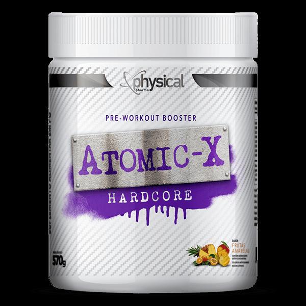 Atomic X Hardcore (570g)