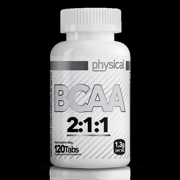 BCAA 2:1:1 -1,3g (120 Tabletes)