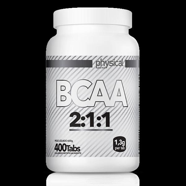 BCAA 2:1:1 -1,3g (400 Tabletes)