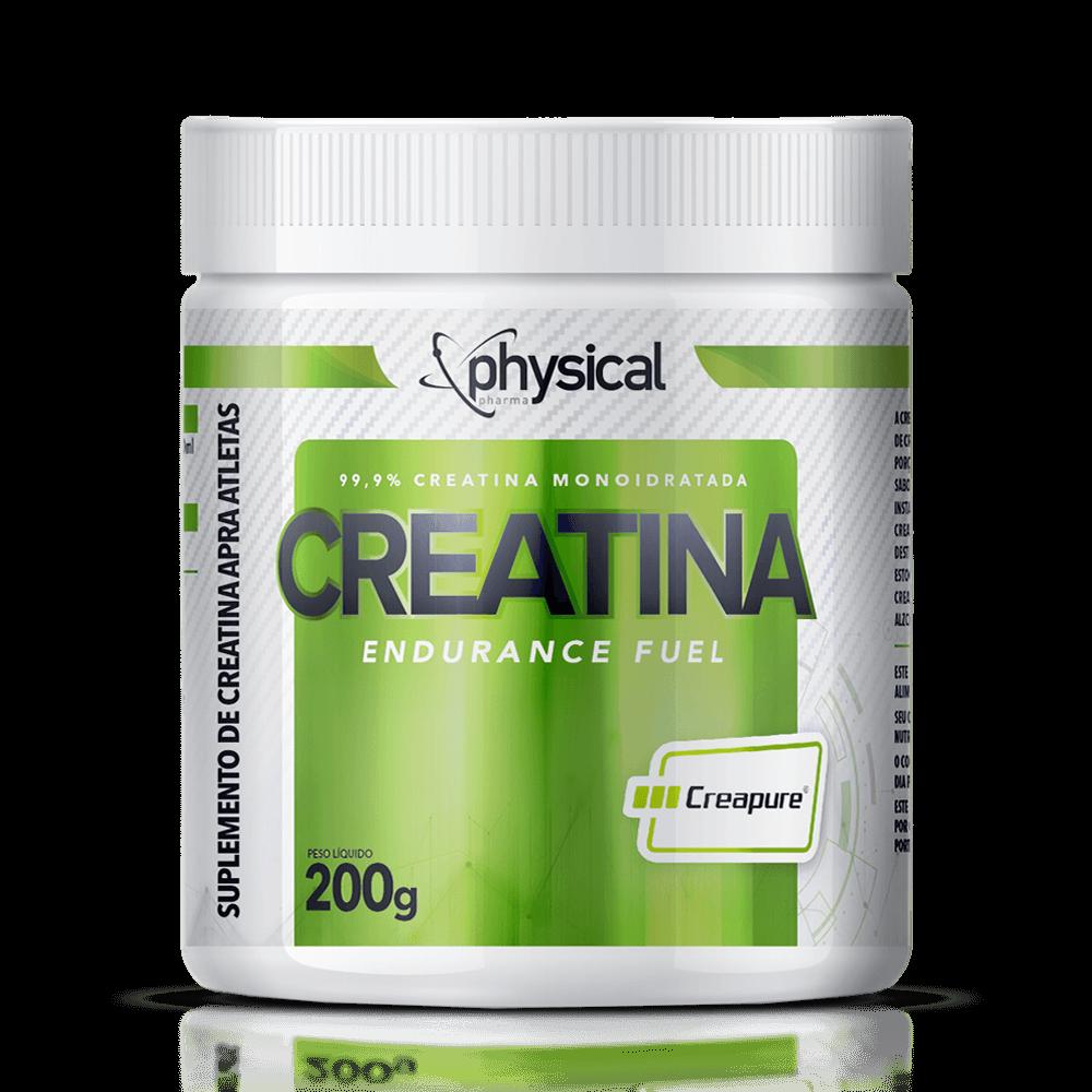 Creatina Creapure (200g) - Physical Pharma