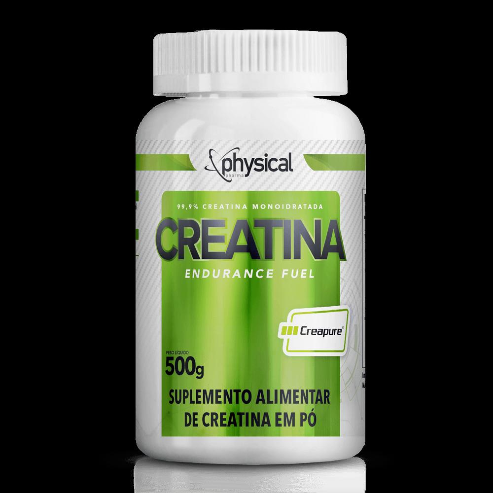 Creatina Creapure (500g) - Physical Pharma