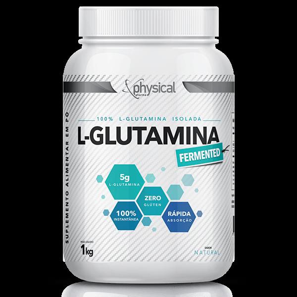 L-Glutamina (1kg)  - Physical Pharma Suplementos