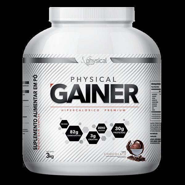 Physical Gainer (3kg)  - Physical Pharma Suplementos
