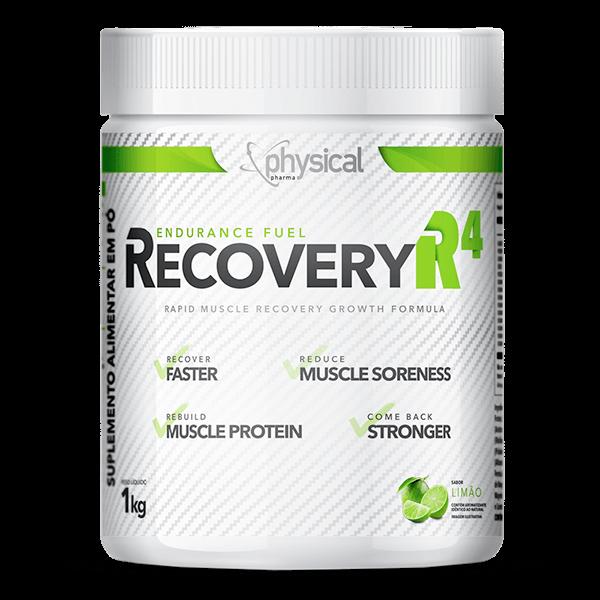 Recovery R4 Sabor Limão (1kg)