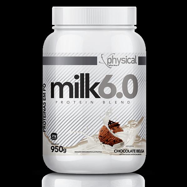 Whey Protein Milk 6.0 (950g) Chocolate Belga