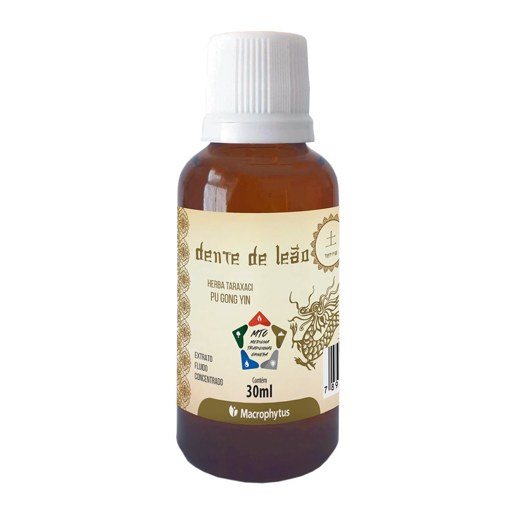 Dente de Leão Fluido 30ml