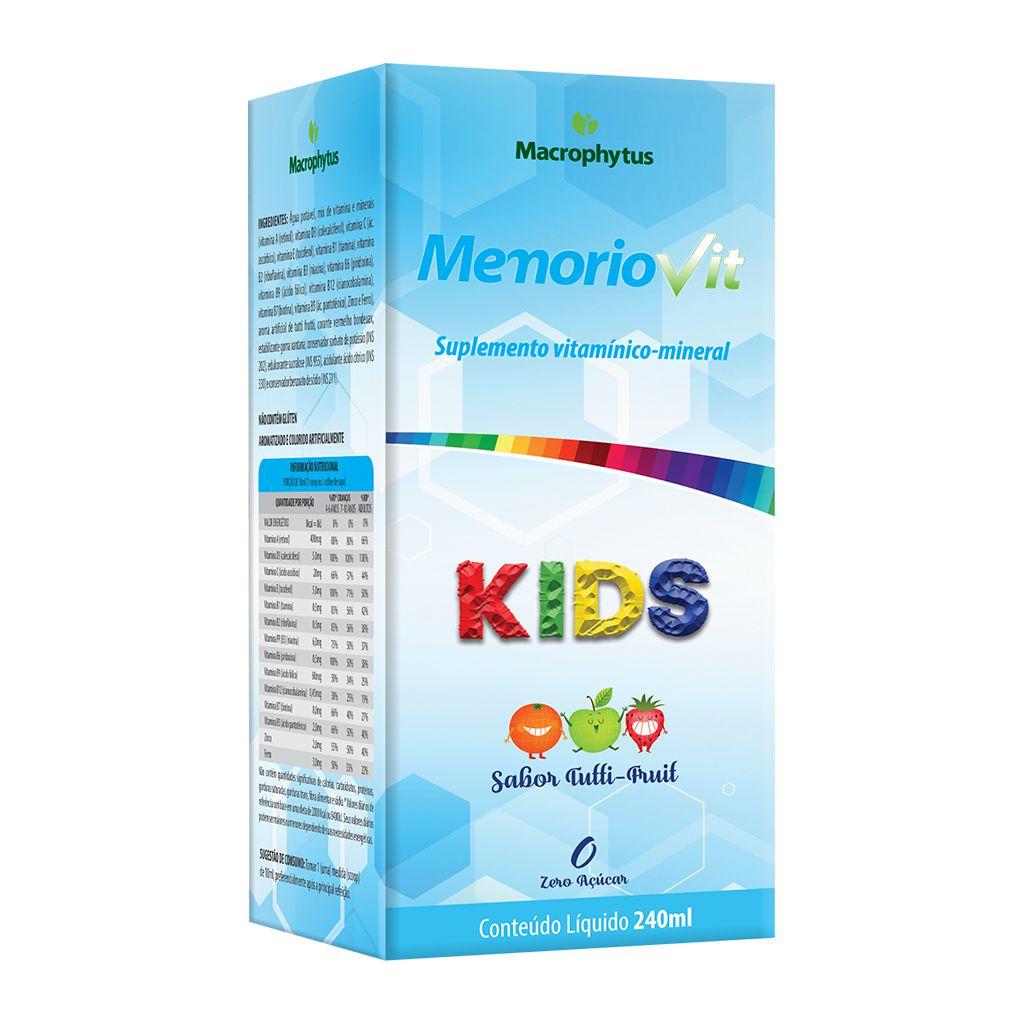 Memoriovit Kids 240ml