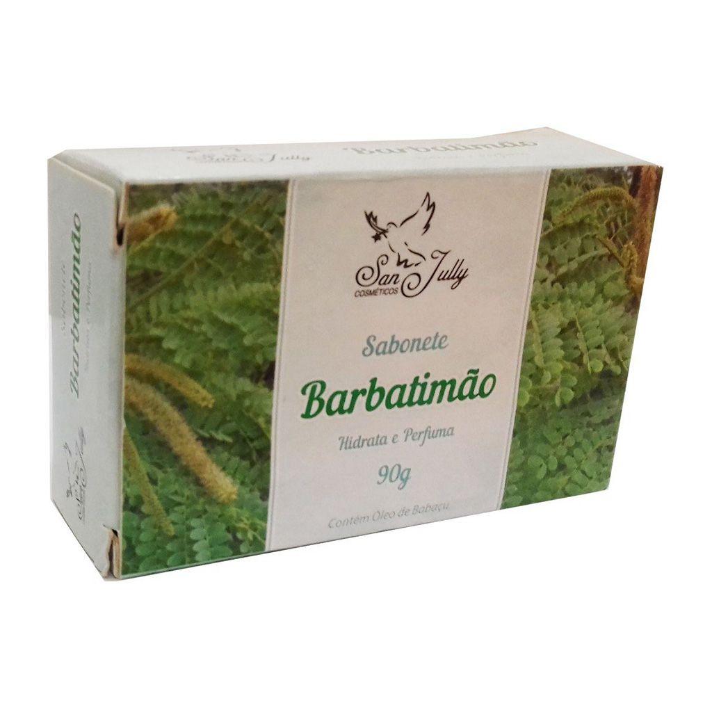 Sabonete Barra Barbatimão 90g