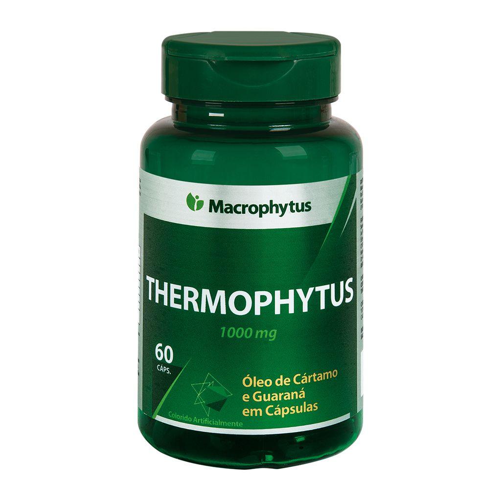 Thermophytus 1000mg 60 cápsulas