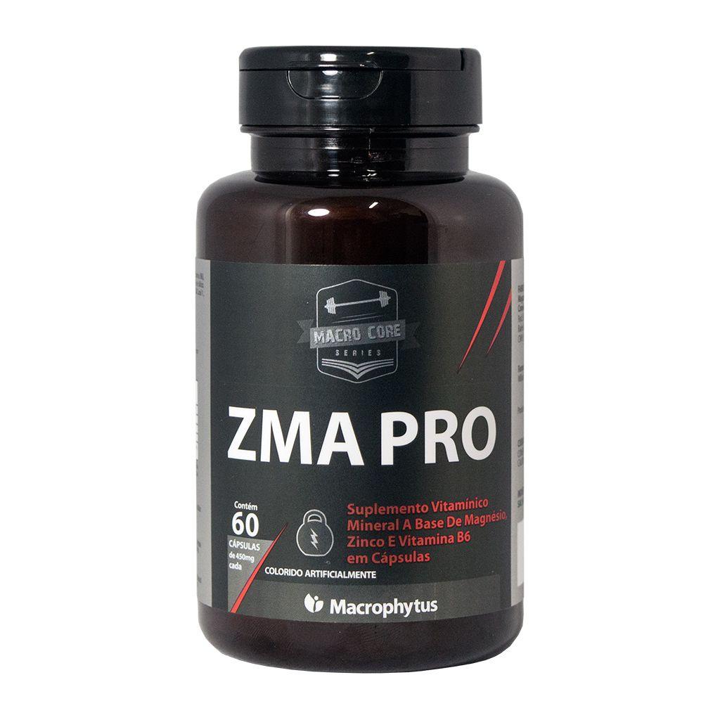 ZMA Pro 60 cápsulas