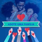 Adote uma família