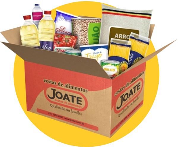 Doação Solteiro  - Joate Cestas de Alimentos