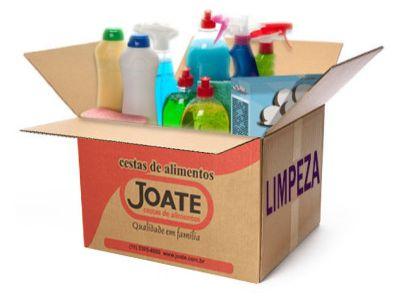 Kit de Higiene e Limpeza  - Joate Cestas de Alimentos