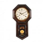 Relógio Carrilhâo De Parede Herweg De Madeira A Corda 5397