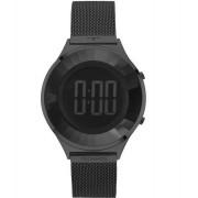 Relógio Feminino Technos Aço Preto Elegance Bj3851Ae/4P