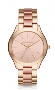RELÓGIO MICHAEL KORS SLIM RUNWAY ROSE - MK3493/5TN